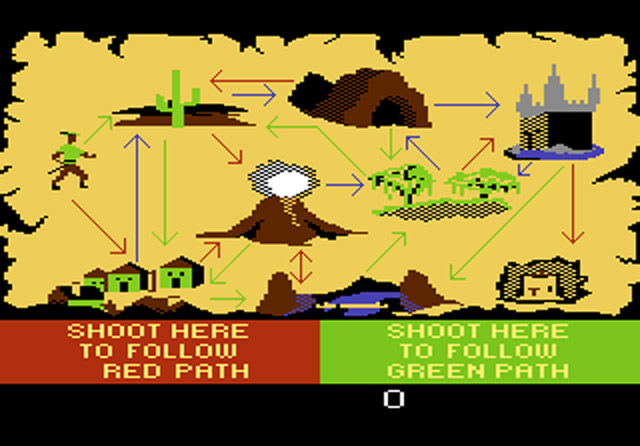 oyamafamily: Crossbow (Atari 7800 Emulated) 1,481,500 points on 2016-02-01 09:57:26