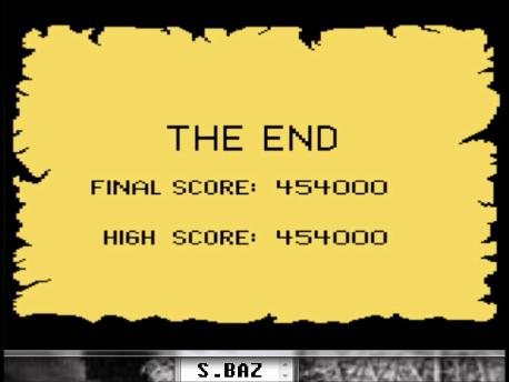 S.BAZ: Crossbow (Atari 7800 Emulated) 454,000 points on 2016-02-25 04:09:22