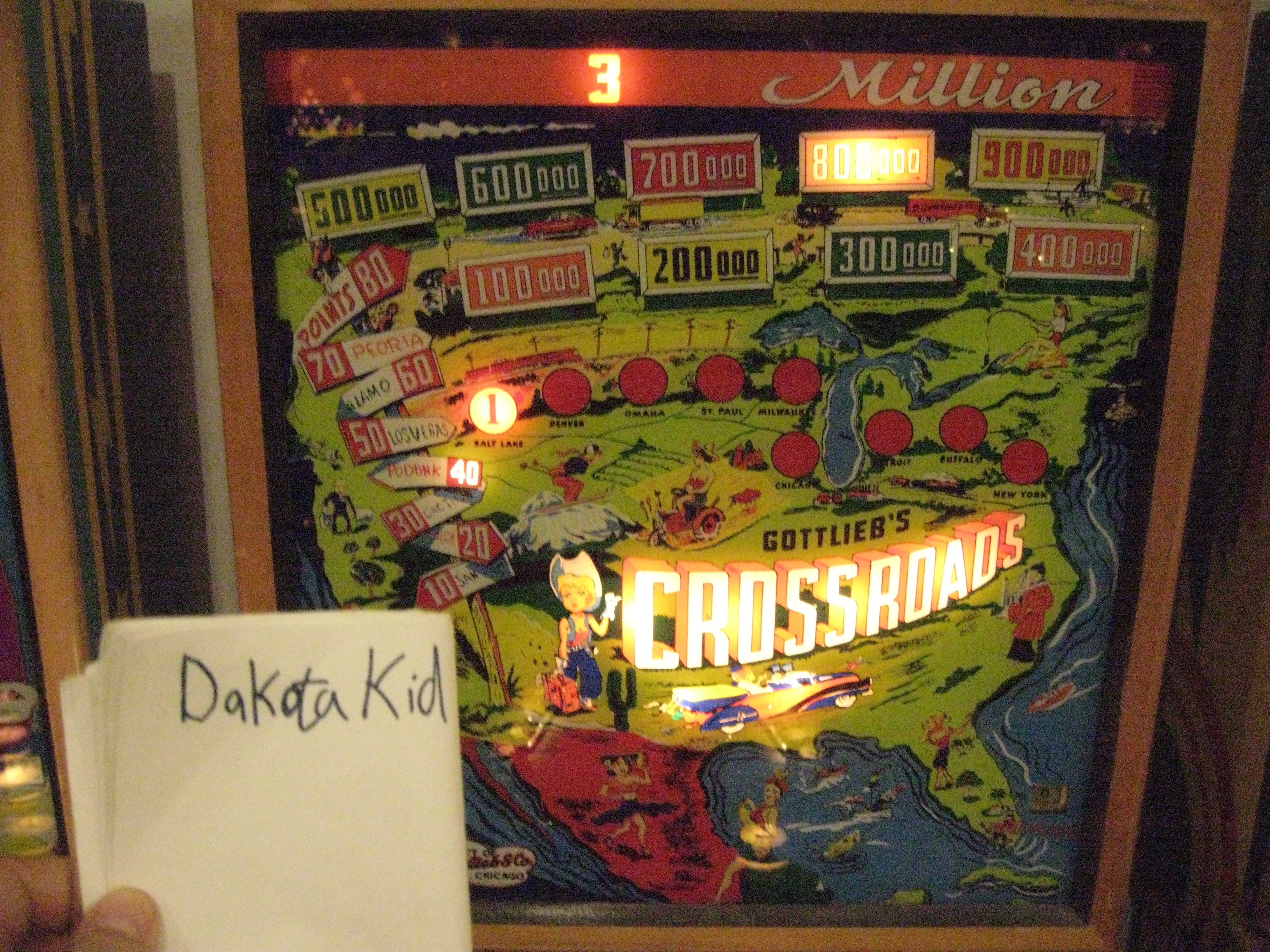 DakotaKid: Crossroads (Pinball: 5 Balls) 3,800,040 points on 2015-08-28 13:30:58