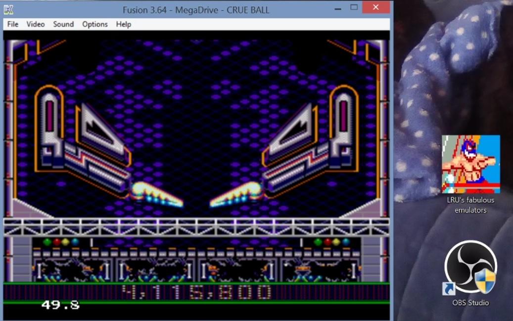LuigiRuffolo: Crue Ball (Sega Genesis / MegaDrive Emulated) 4,115,800 points on 2020-12-24 17:00:18