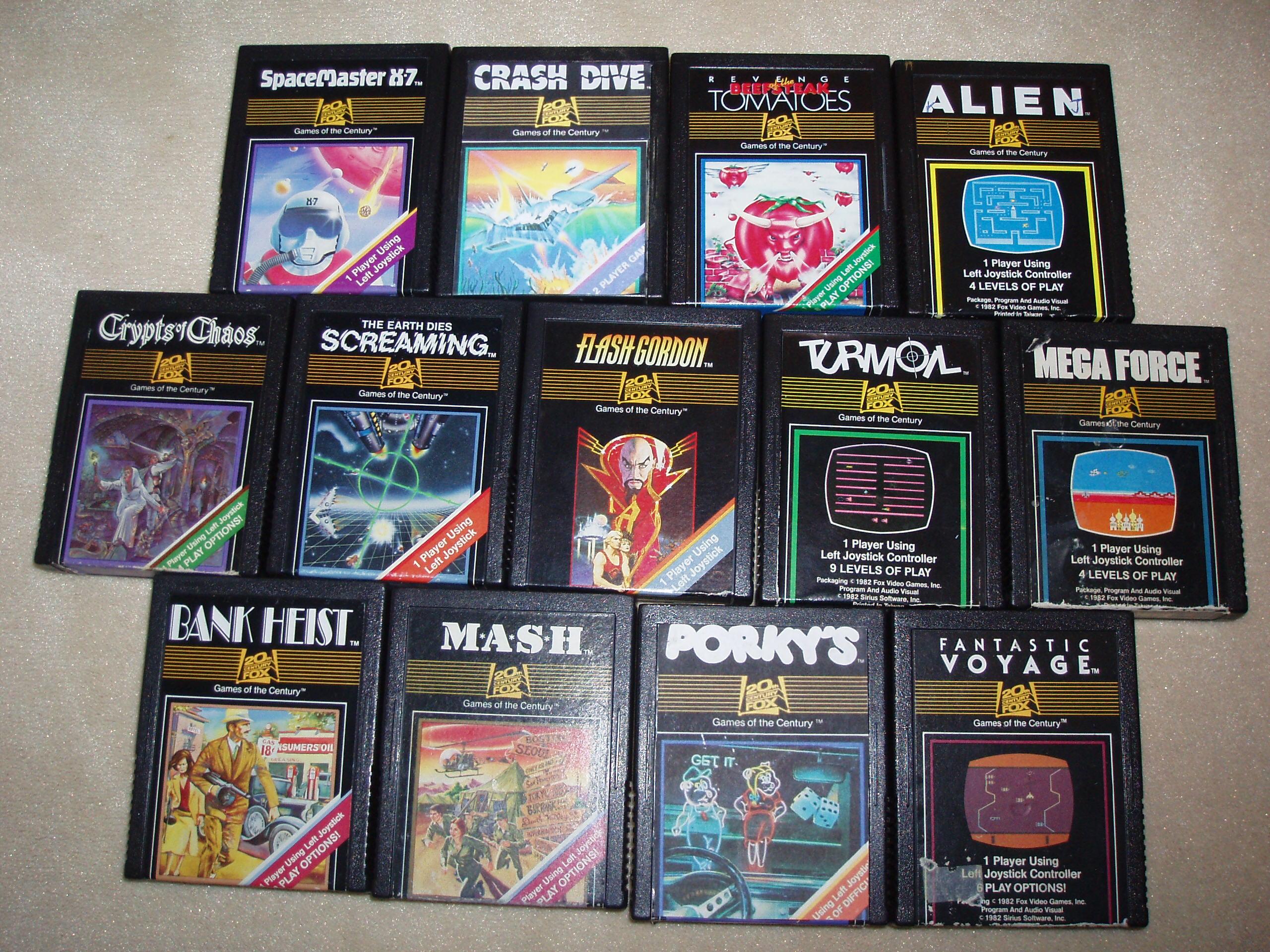 atari2600forever: Crypts of Chaos (Atari 2600 Novice/B) 613 points on 2018-12-18 03:25:15