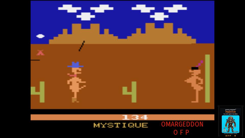 omargeddon: Custer