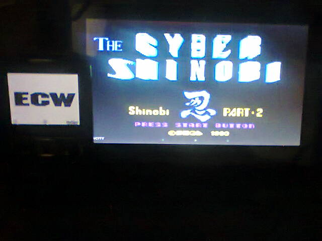 The Cyber Shinobi 1,402,400 points