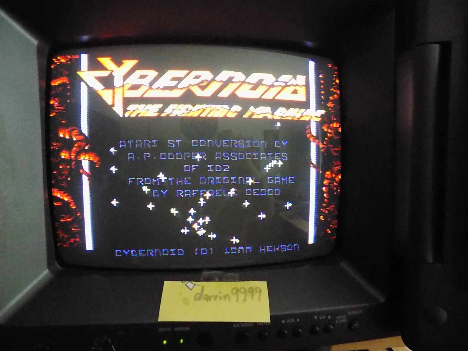 darrin9999: Cybernoid (Atari Jaguar) 647 points on 2021-01-11 14:54:09