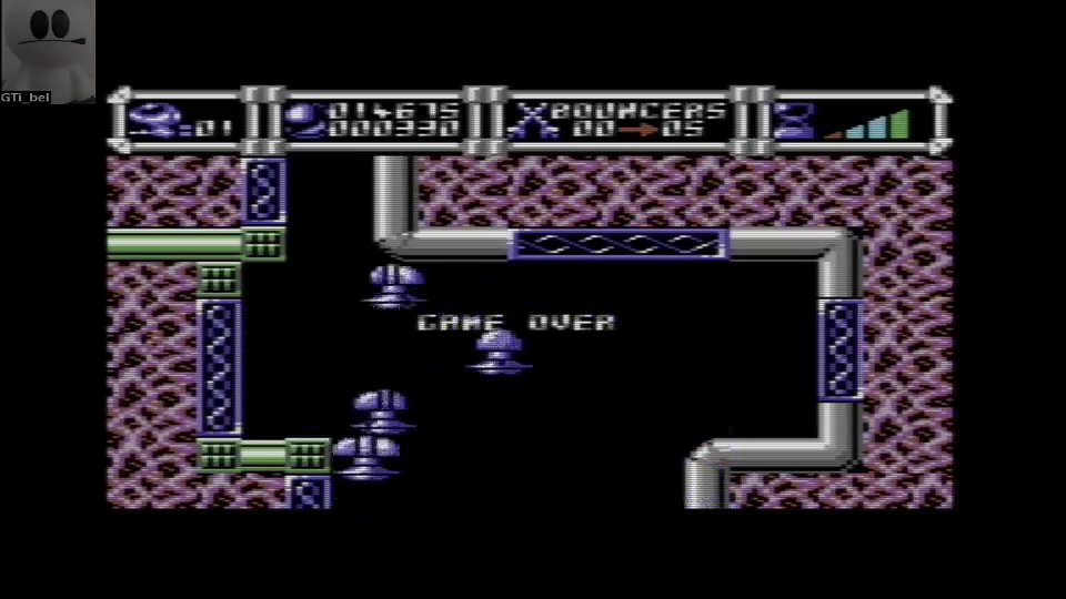 GTibel: Cybernoid (Commodore 64 Emulated) 14,675 points on 2016-06-26 03:02:32
