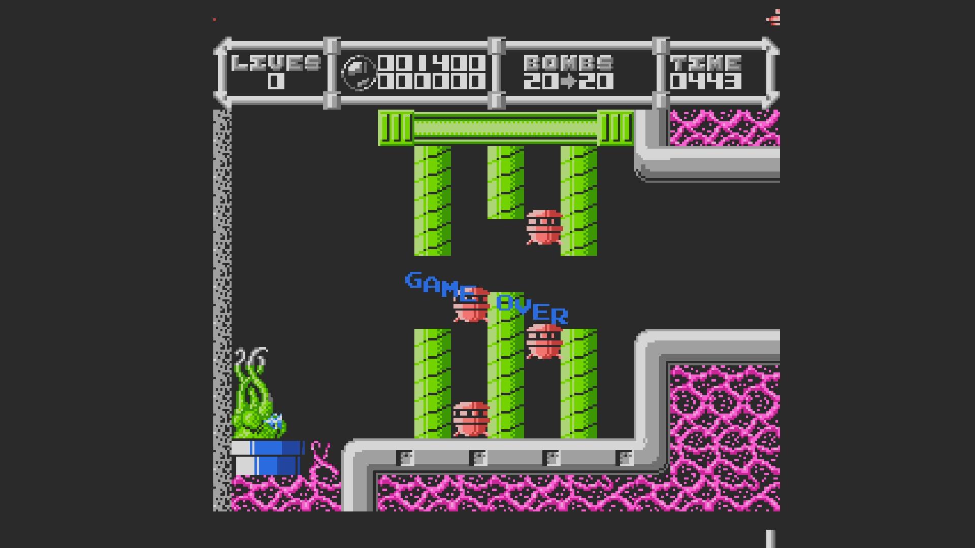 AkinNahtanoj: Cybernoid (NES/Famicom Emulated) 1,400 points on 2020-10-23 11:08:53