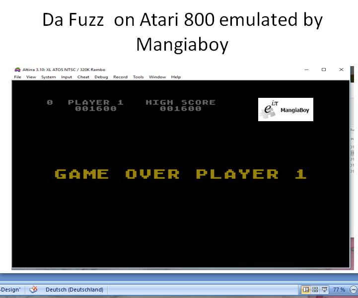 MangiaBoy: Da