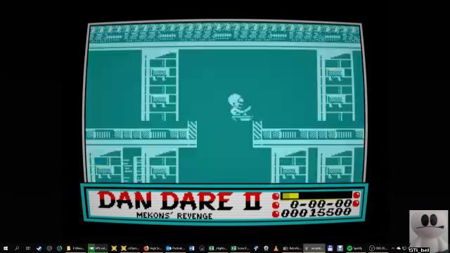 GTibel: Dan Dare II: Mekon