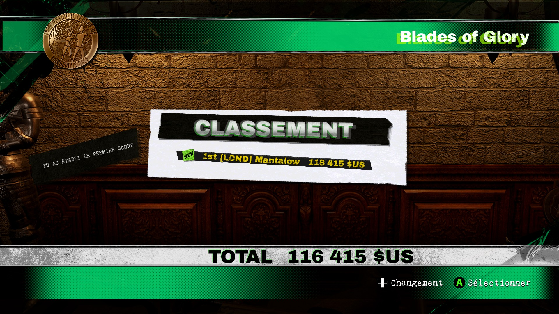 Mantalow: Dangerous Golf: England: Armoury: Blades of Glory (PC) 116,415 points on 2016-06-07 09:26:57