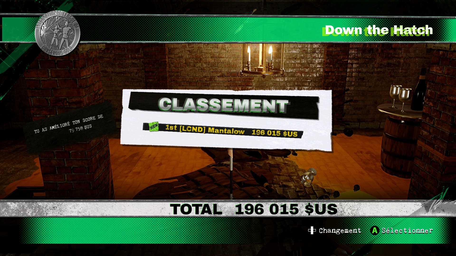 Mantalow: Dangerous Golf: France: Dining Room: Down the Hutch (PC) 196,015 points on 2016-06-05 11:34:24