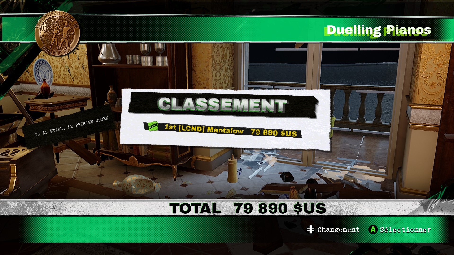 Mantalow: Dangerous Golf: France: Dining Room: Duelling Pianos (PC) 79,890 points on 2016-06-05 06:22:45