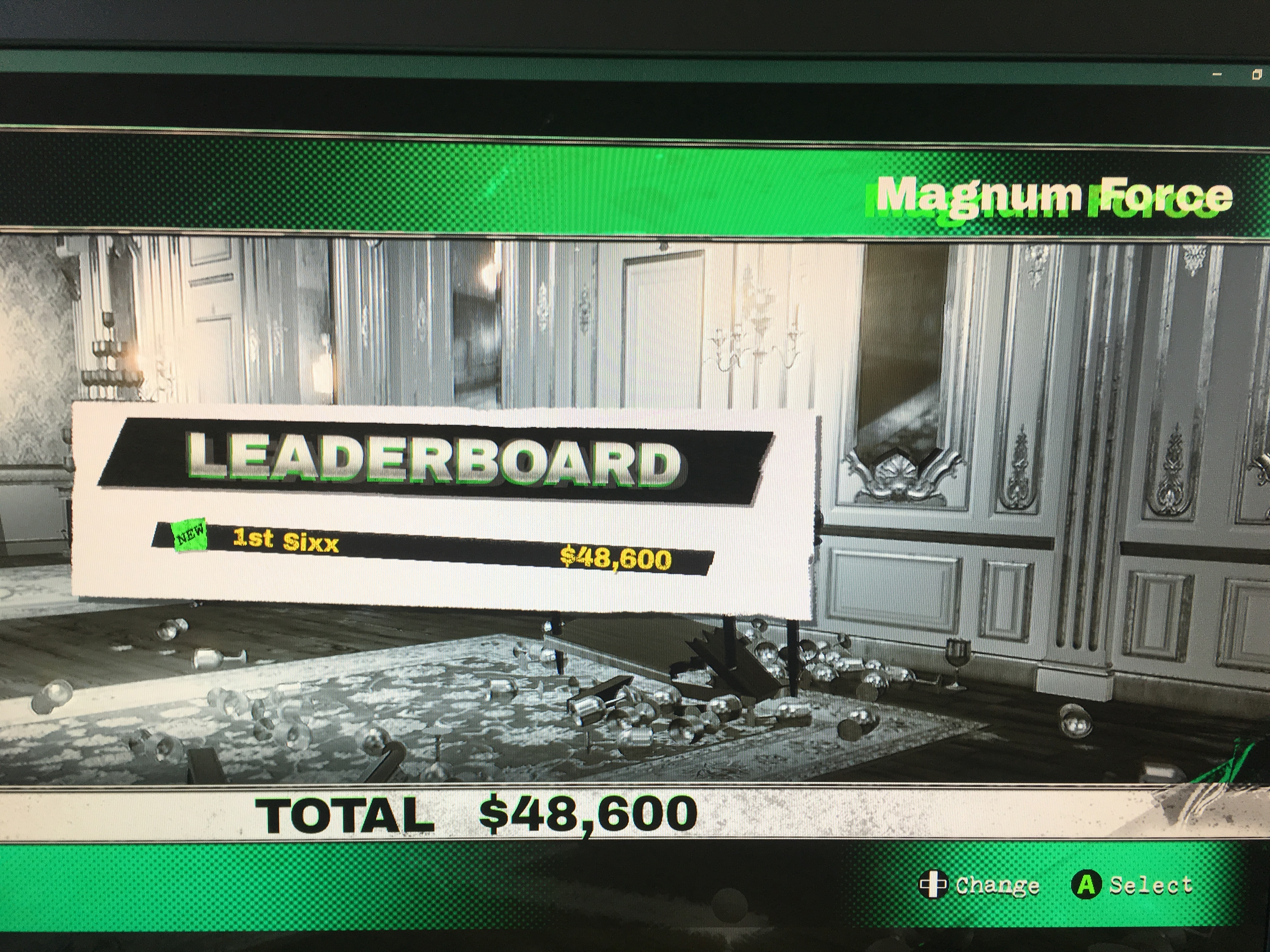 Sixx: Dangerous Golf: France: Hall of Mirrors: Magnum Force (PC) 48,600 points on 2016-06-03 15:41:18