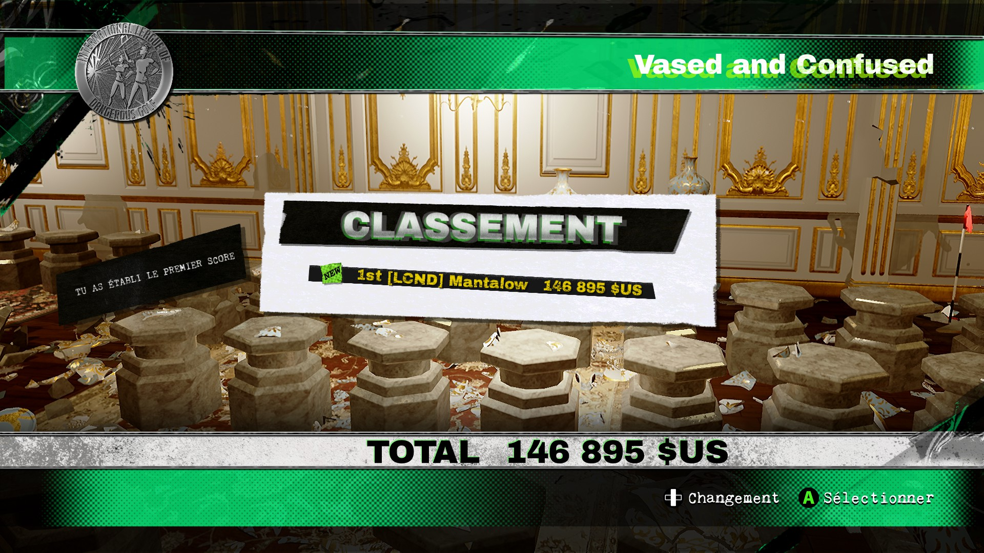 Mantalow: Dangerous Golf: France: Hall of Mirrors: Vased and Confused (PC) 146,895 points on 2016-06-07 11:32:56
