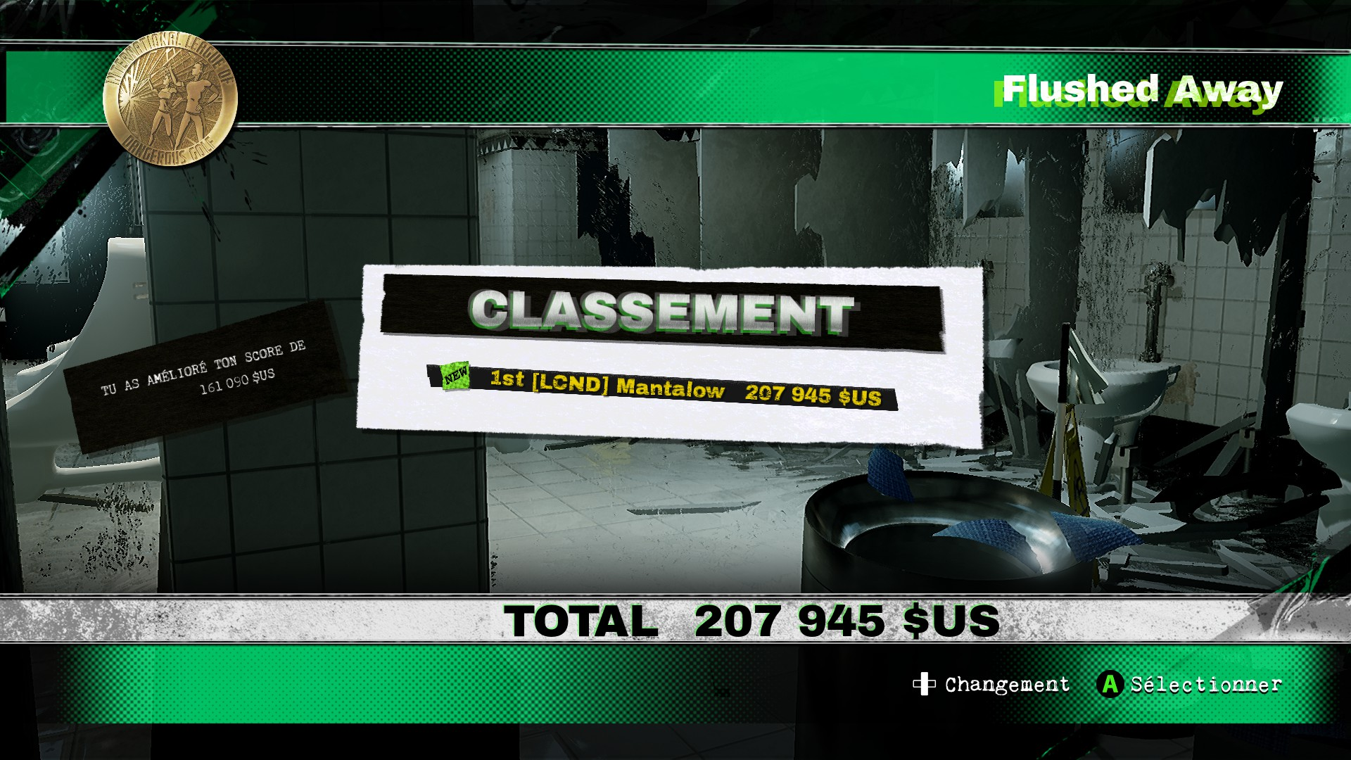 Mantalow: Dangerous Golf: United States: Bathroom: Flushed Away (PC) 207,945 points on 2016-06-05 06:19:34