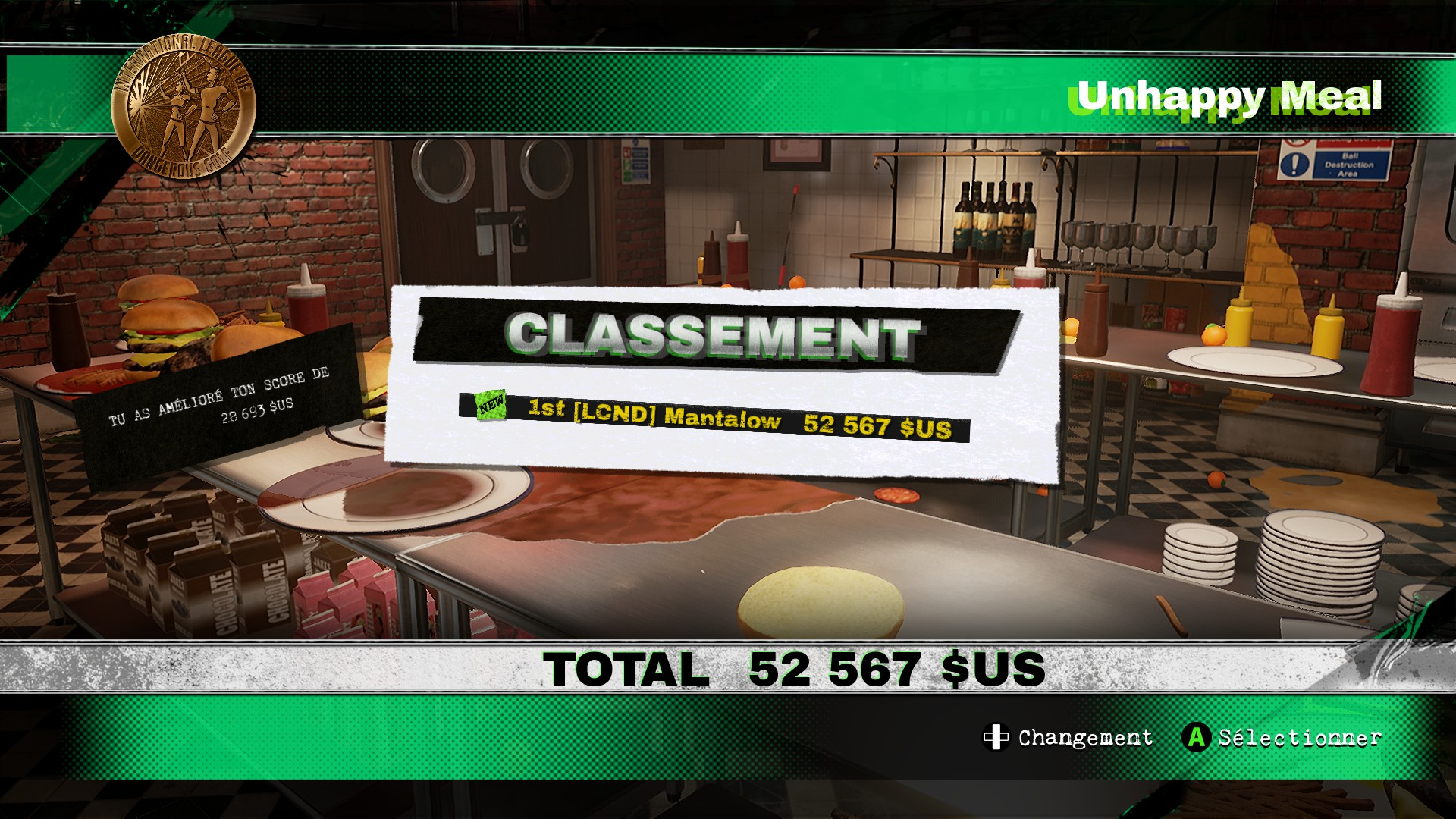 Mantalow: Dangerous Golf: United States: Kitchen: Unhappy Meal (PC) 52,567 points on 2016-06-05 11:35:36