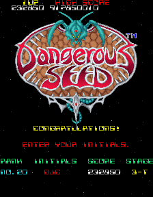 Dangerous Seed [Japan] [dangseed] 232,850 points