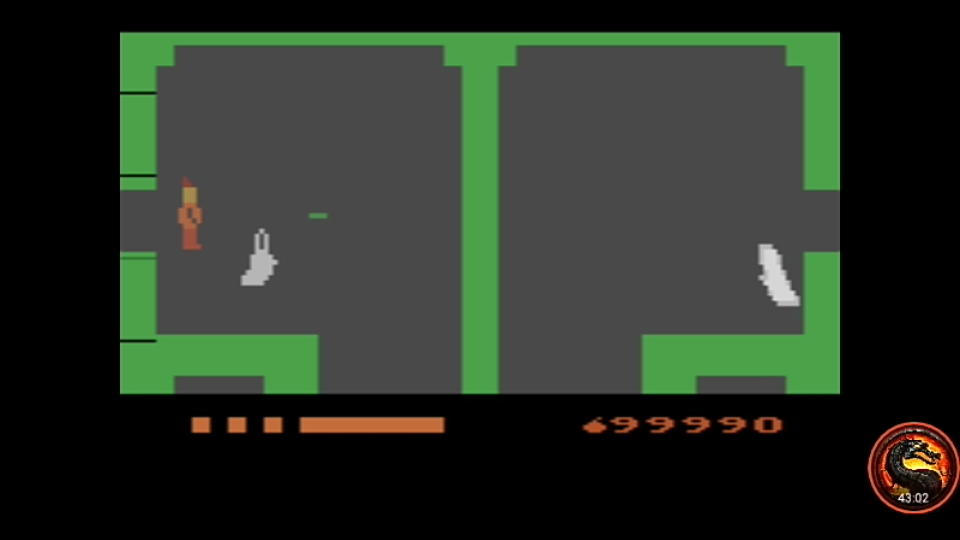 omargeddon: Dark Chambers [Skill Level: High] (Atari 2600 Emulated) 159,170 points on 2020-01-14 22:48:19