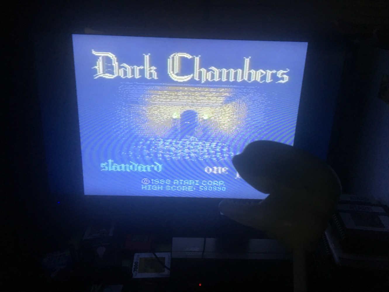 Dark Chambers: Standard 590,990 points