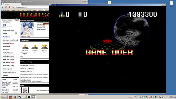 Mantalow: Dead Moon (TurboGrafx-16/PC Engine Emulated) 1,393,300 points on 2015-06-17 14:34:26
