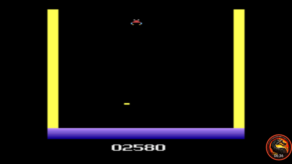 omargeddon: Deadly Duck (Atari 2600 Emulated Expert/A Mode) 2,580 points on 2020-08-16 20:41:58