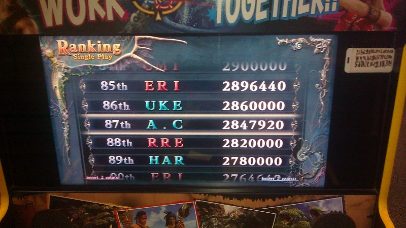 Deadstorm Pirates 2,847,290 points
