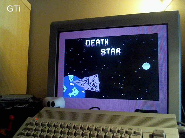 GTibel: Death Star [Skill Level 5] (Commodore 64) 560 points on 2016-12-29 08:32:05
