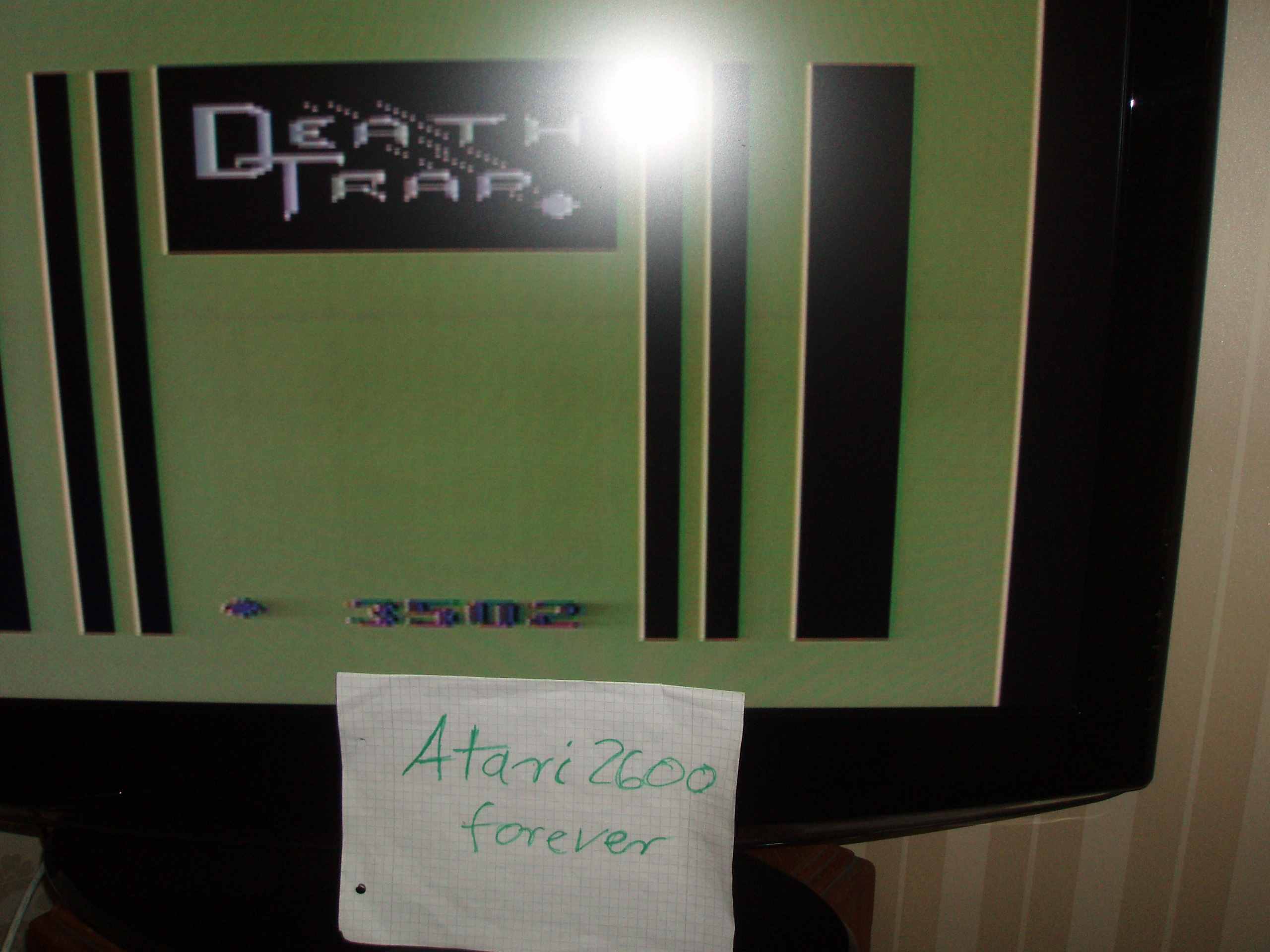 Death Trap: Hard 3,502 points