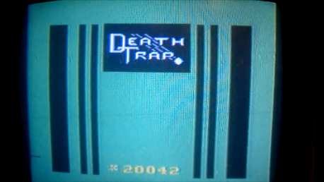 BAZ: Death Trap: Normal (Atari 2600) 20,042 points on 2020-01-21 16:40:00