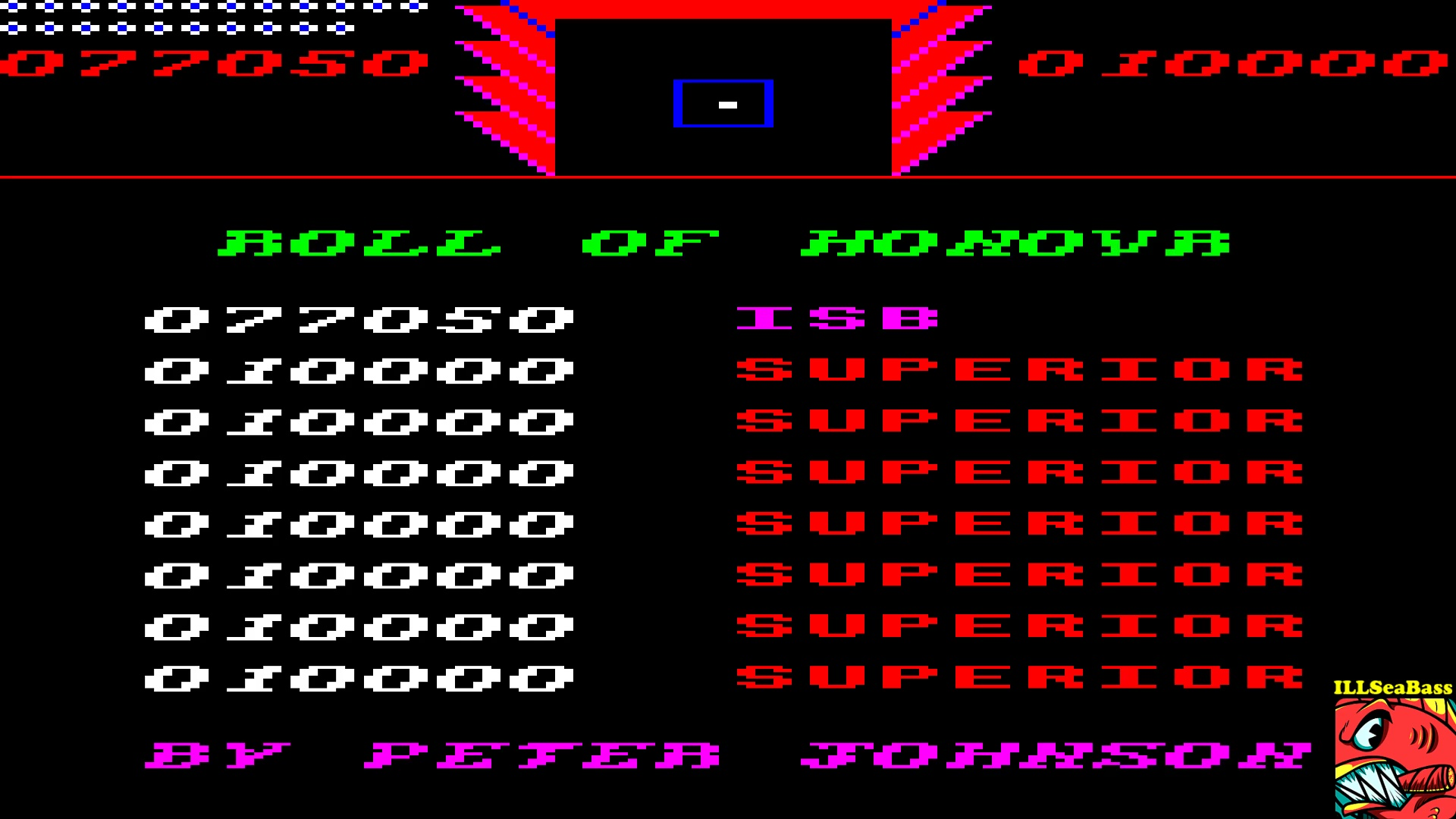 ILLSeaBass: Deathstar (BBC Micro Emulated) 77,050 points on 2017-10-08 20:13:32