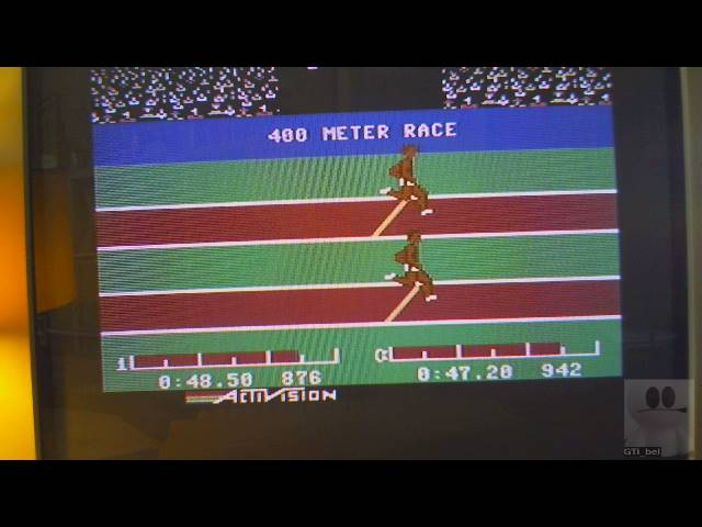 GTibel: Decathlon: 400m Race (Commodore 64) 0:00:48.5 points on 2019-03-26 11:05:37