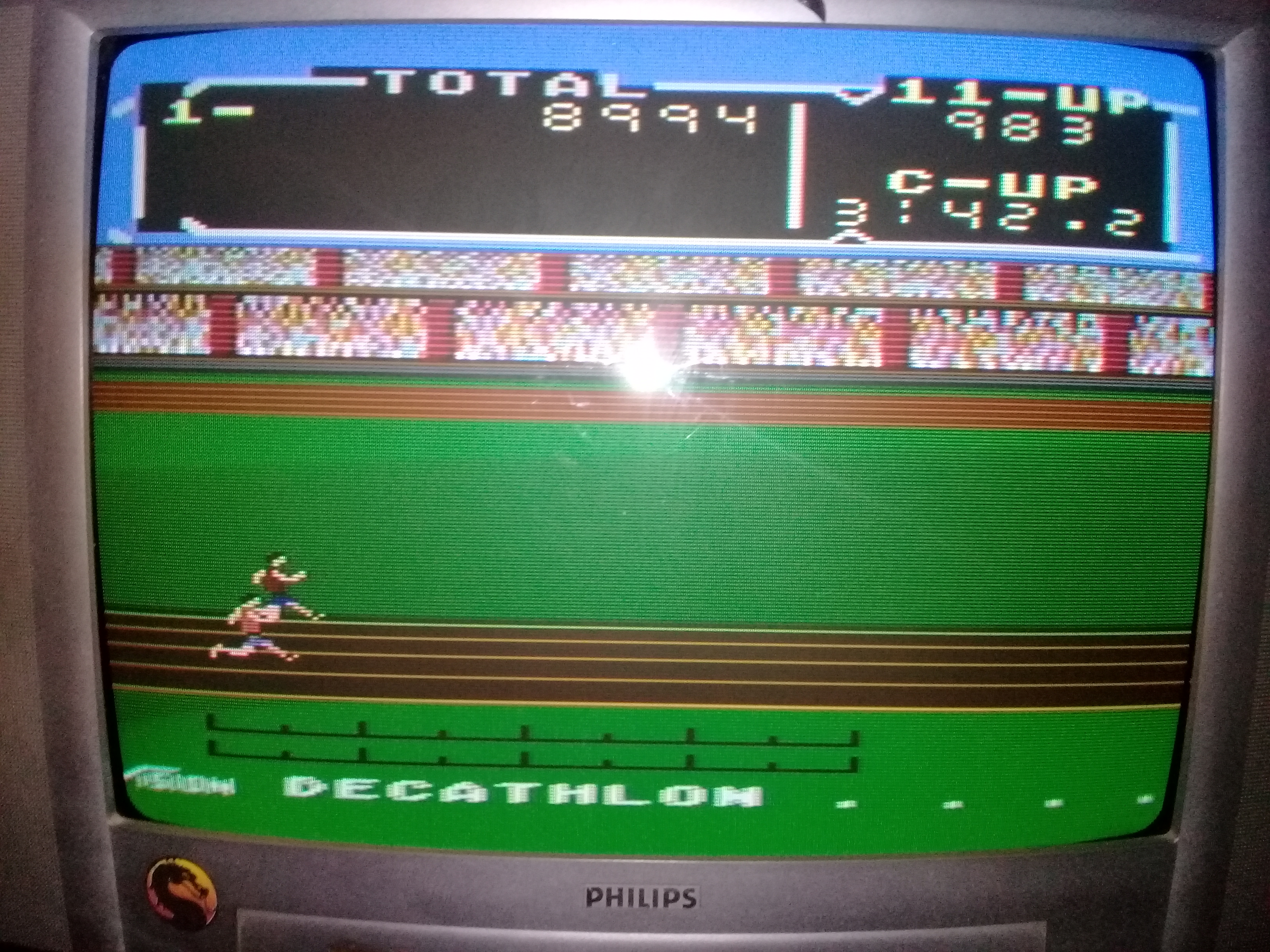 omargeddon: Decathlon (Atari 400/800/XL/XE) 8,994 points on 2020-03-21 21:01:54