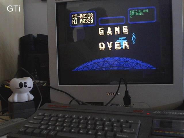 GTibel: Defcom [Quicksilva] (ZX Spectrum) 330 points on 2017-05-24 13:59:41