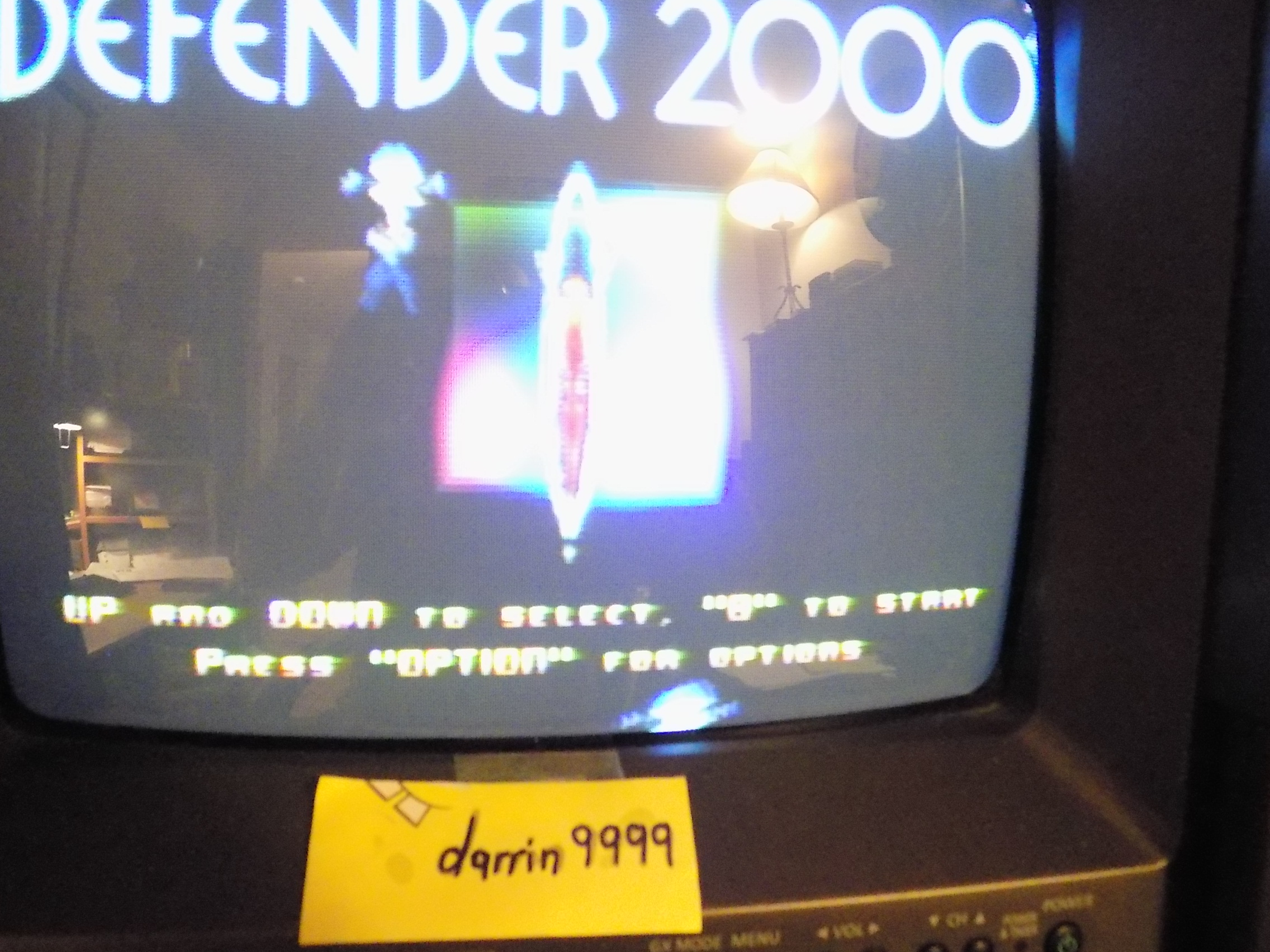 darrin9999: Defender 2000: 2000 Mode (Atari Jaguar) 591,664 points on 2019-04-13 22:20:37
