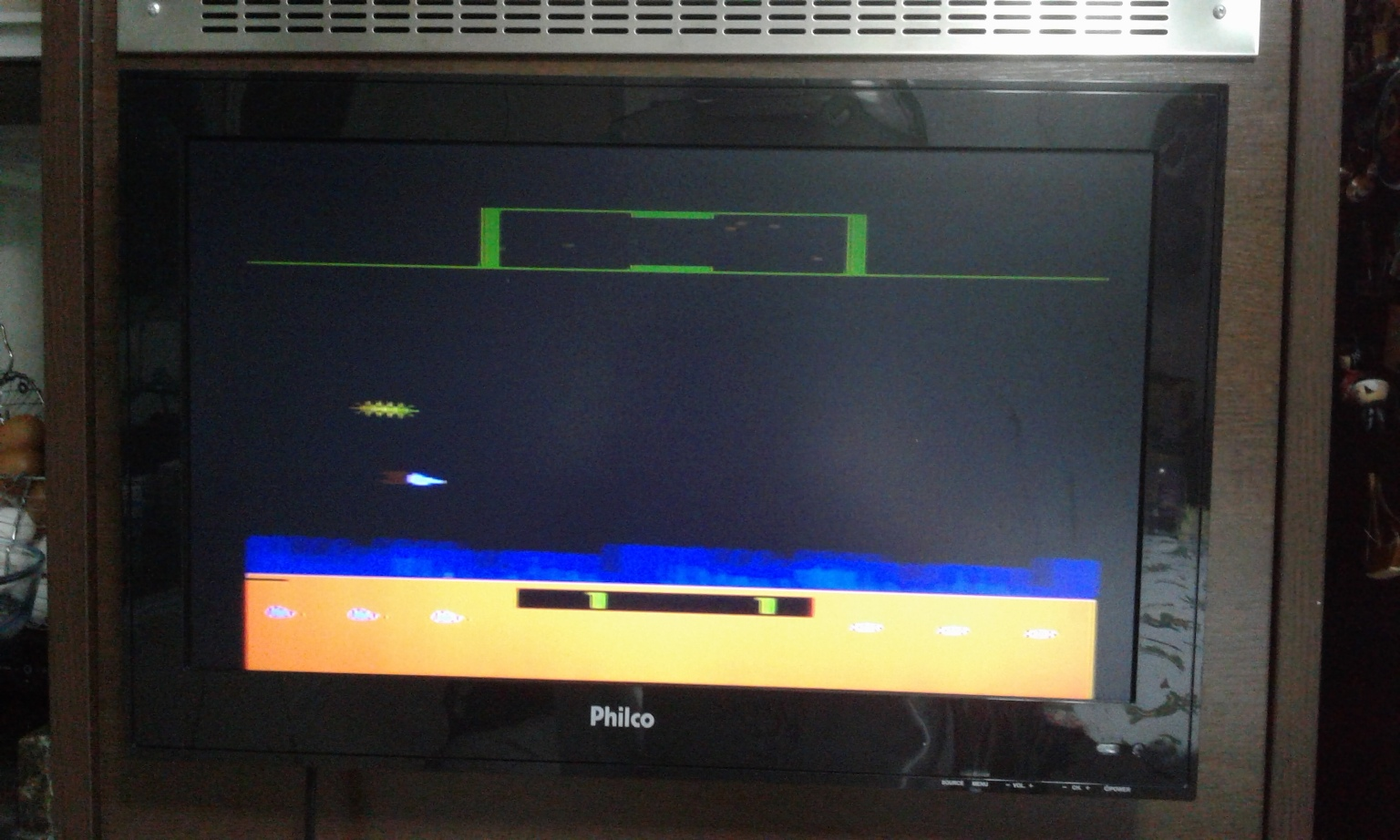 oyamafamily: Defender (Atari 2600 Expert/A) 243,000 points on 2017-01-11 18:13:41