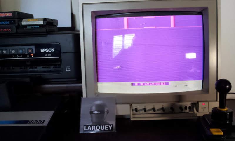 Larquey: Defender (Atari 2600 Novice/B) 112,250 points on 2018-07-21 04:47:59