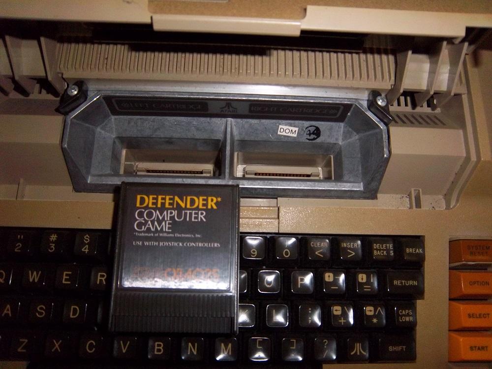 darthkur: Defender: Easy (Atari 400/800/XL/XE) 677,650 points on 2016-04-16 12:39:18