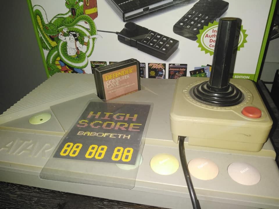 BabofetH: Defender: Easy (Atari 400/800/XL/XE) 148,425 points on 2020-07-19 21:21:18