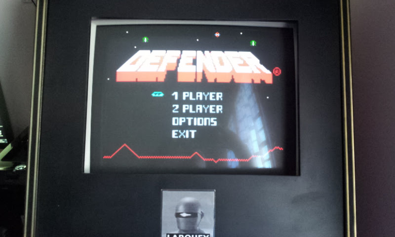 Larquey: Defender (Game Boy Color Emulated) 9,500 points on 2018-01-20 08:02:32