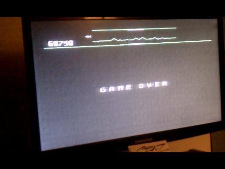 S.BAZ: Defender: Hard (Atari 5200) 68,750 points on 2016-02-25 03:00:51