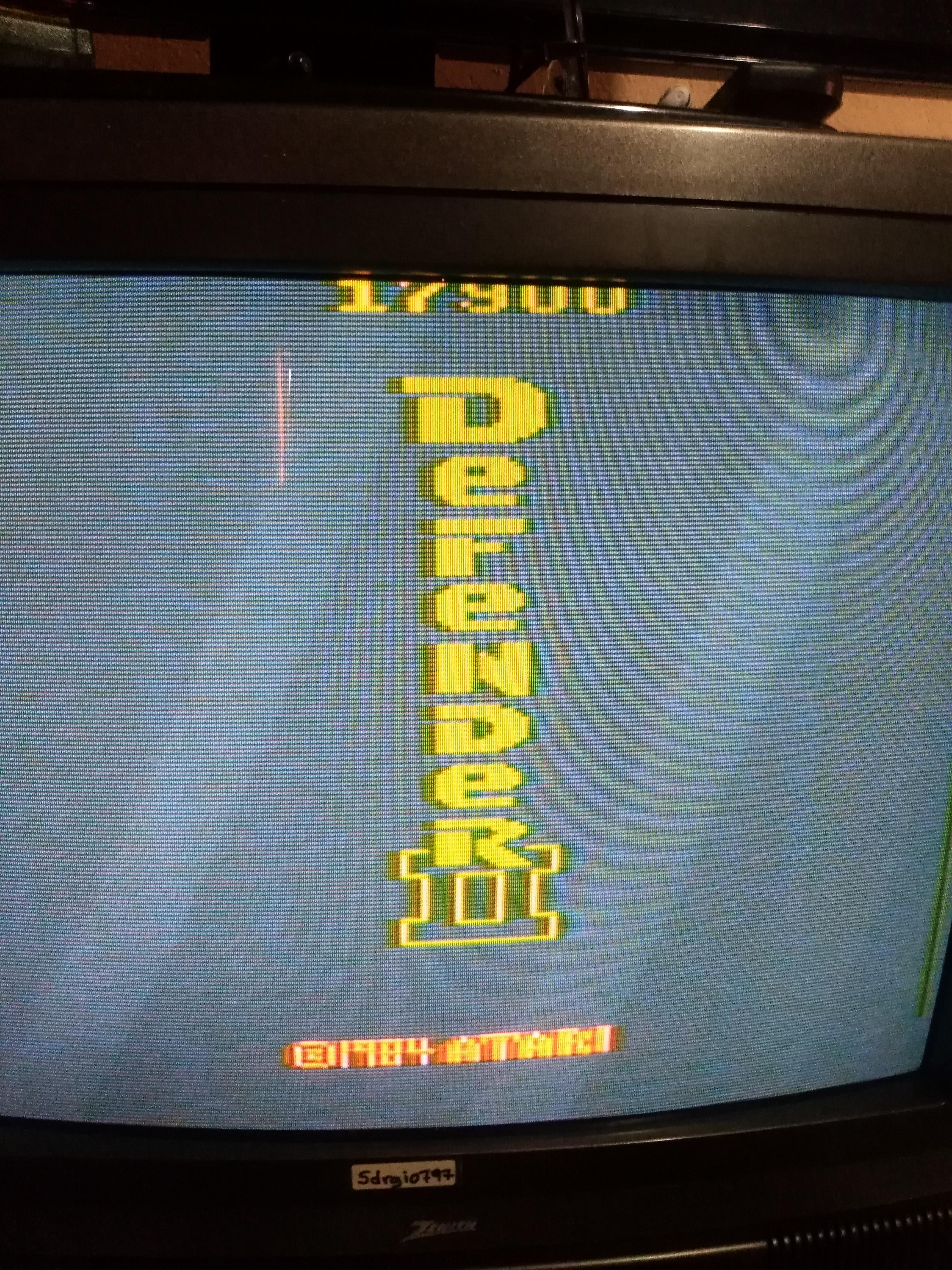 Defender II / Stargate 17,900 points