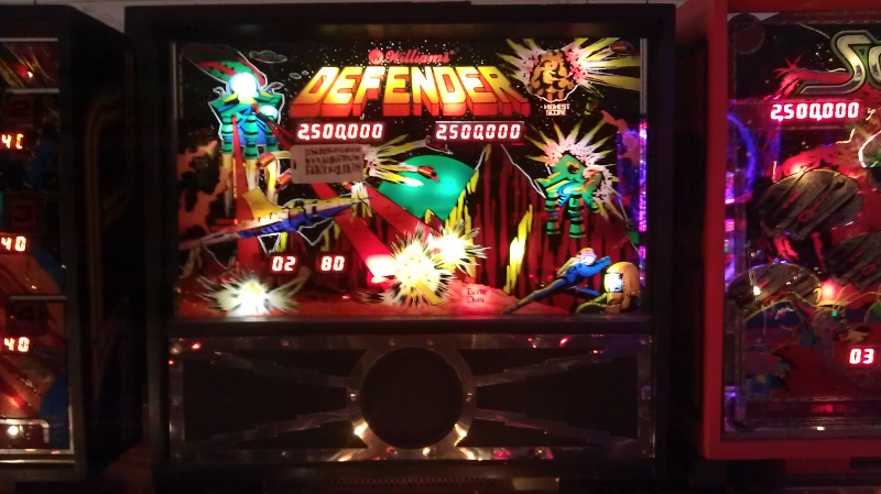 ichigokurosaki1991: Defender (Pinball: 3 Balls) 1,647,080 points on 2016-04-09 10:02:33