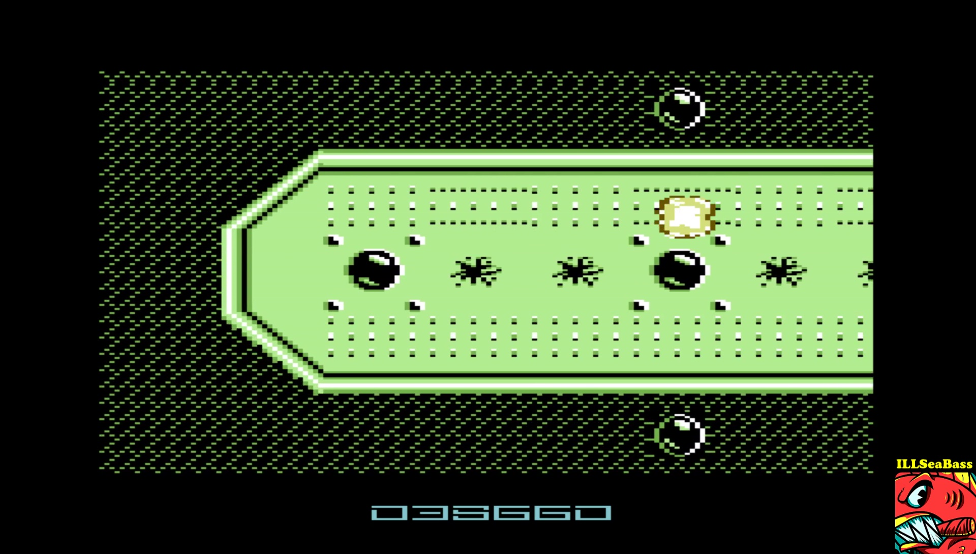 ILLSeaBass: Delta Run (Commodore 64 Emulated) 35,660 points on 2017-05-24 21:08:45