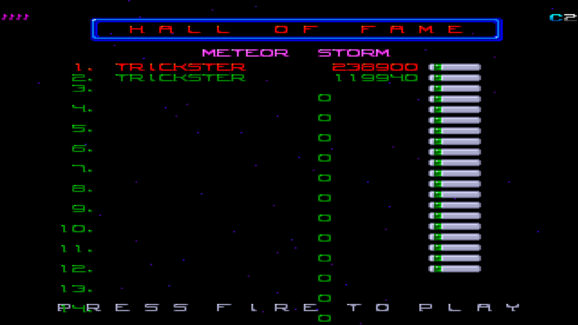 TheTrickster: Deluxe Galaga: Meteor Storm (Amiga Emulated) 238,900 points on 2015-08-02 07:26:10