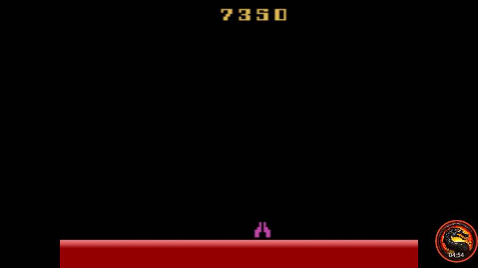 omargeddon: Demon Attack: Game 7 (Atari 2600 Emulated Novice/B Mode) 7,350 points on 2020-06-18 22:09:14