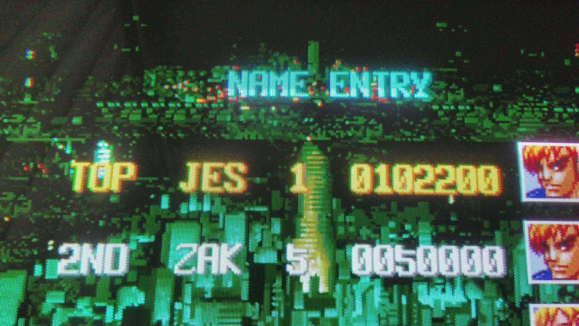 JES: Denjin Makai [denjinmk] (Arcade Emulated / M.A.M.E.) 102,200 points on 2017-09-04 20:03:44