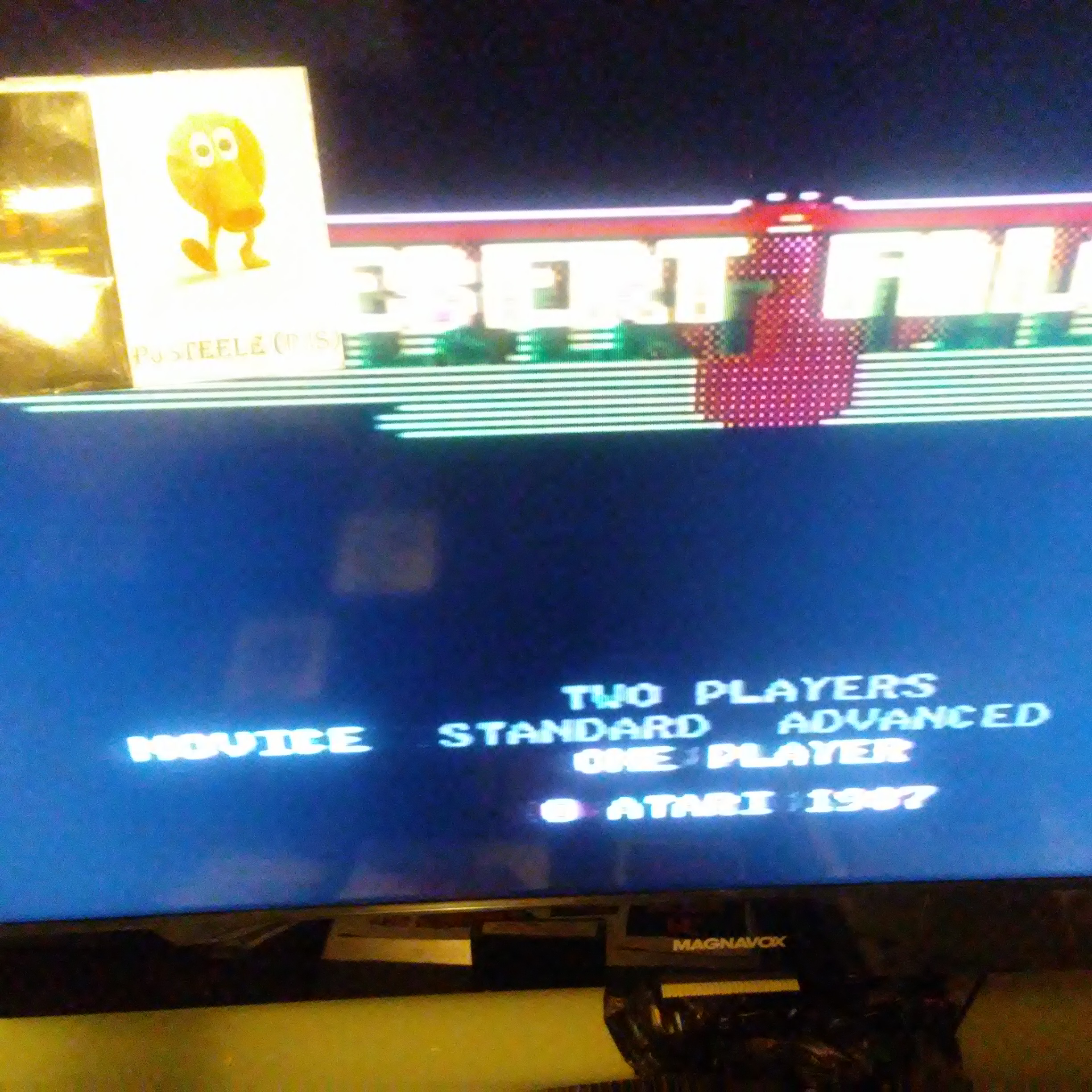 Pjsteele: Desert Falcon: Novice (Atari 7800) 55,540 points on 2018-07-08 12:36:27