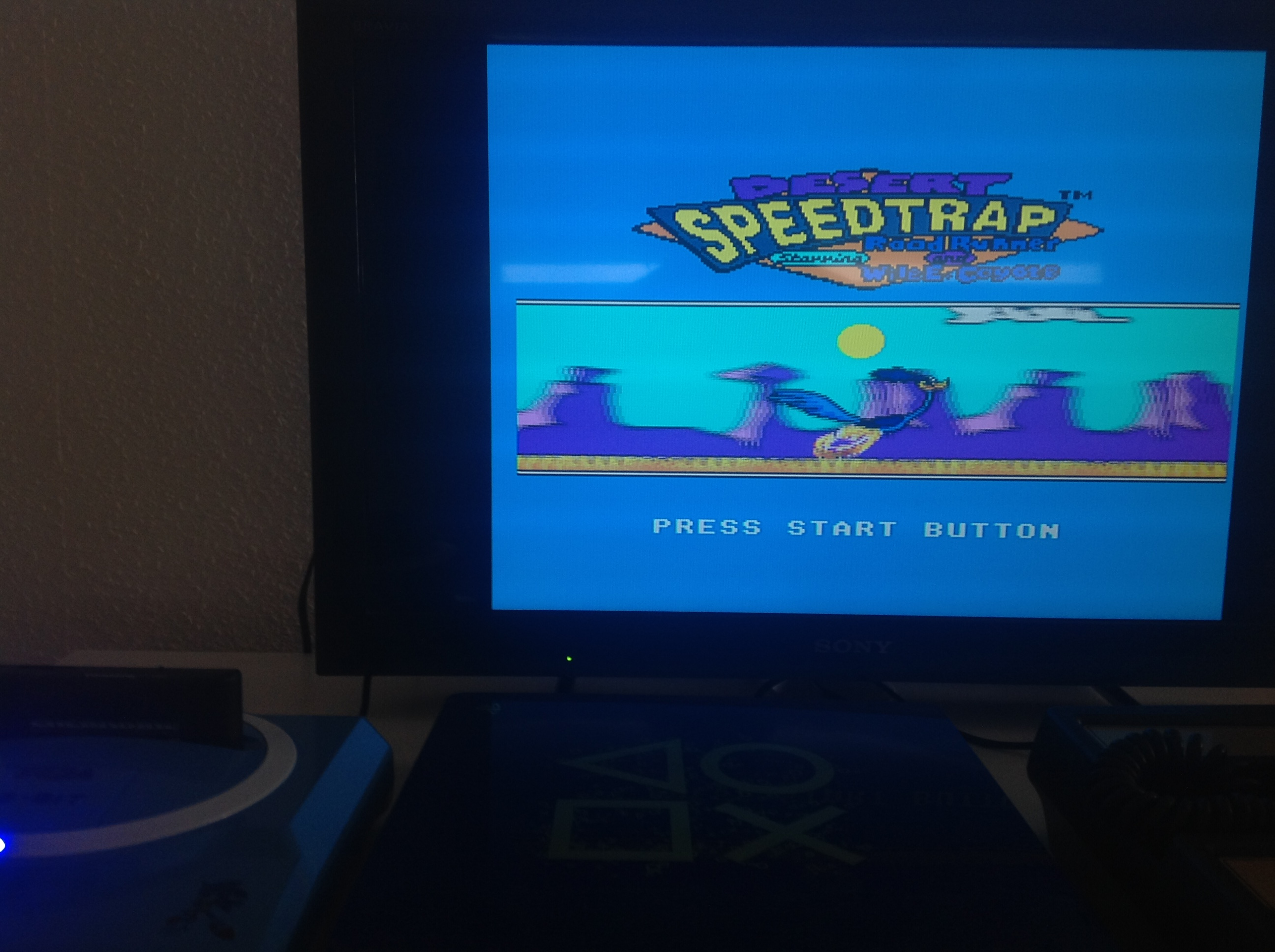 CoCoForest: Desert Speedtrap (Sega Master System) 15,530 points on 2018-08-07 03:44:05