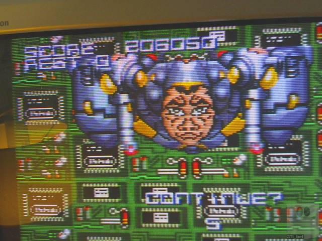 GTibel: Dezaemon [Normal] (SNES/Super Famicom) 206,050 points on 2019-08-28 04:45:33