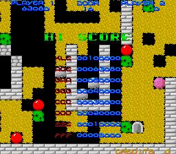 Dumple: Diamond Run (Arcade Emulated / M.A.M.E.) 63,080 points on 2019-01-05 10:48:42