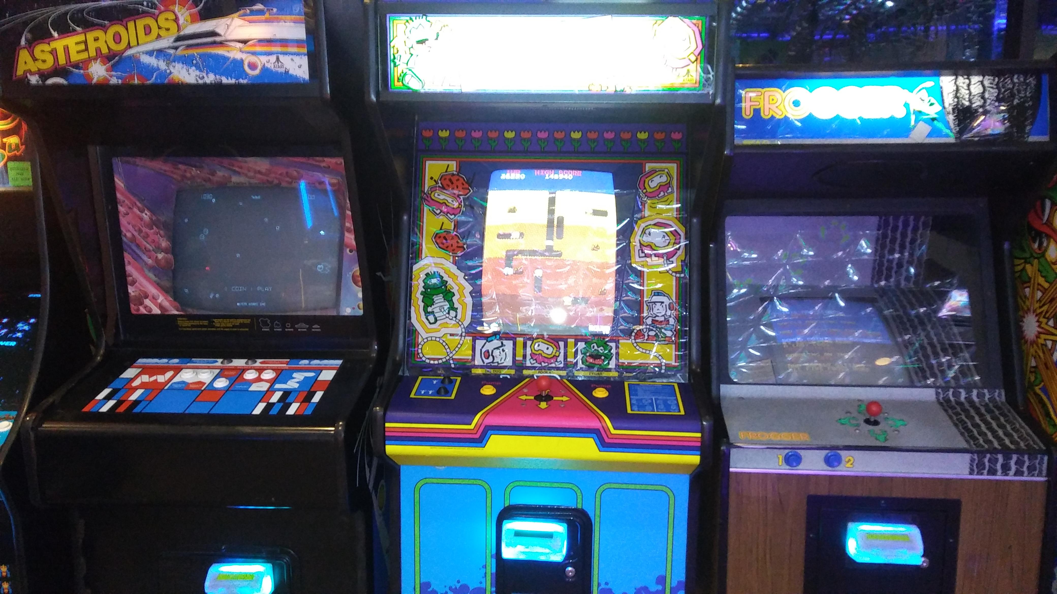 ichigokurosaki1991: Dig Dug (Arcade) 36,220 points on 2016-11-29 03:06:09